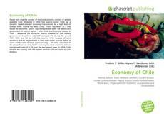 Copertina di Economy of Chile