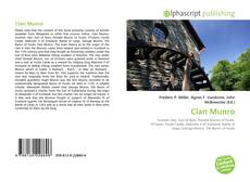 Bookcover of Clan Munro