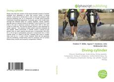 Capa do livro de Diving cylinder