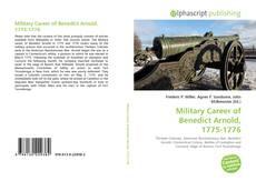 Buchcover von Military Career of Benedict Arnold, 1775-1776