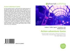 Capa do livro de Action-adventure Game