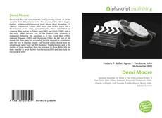 Demi Moore的封面