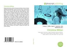 Borítókép a  Christina Milian - hoz