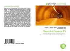Borítókép a  Chevrolet Corvette C5 - hoz