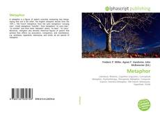 Metaphor kitap kapağı