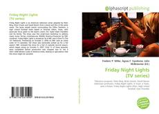 Bookcover of Friday Night Lights (TV series)