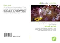 Bookcover of Islamic music