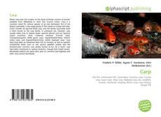 Bookcover of Carp