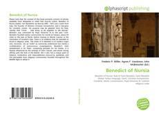 Bookcover of Benedict of Nursia