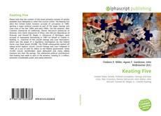 Capa do livro de Keating Five