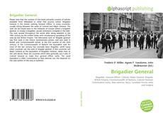 Bookcover of Brigadier General
