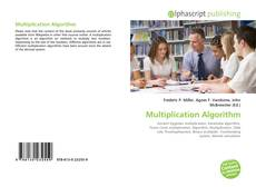 Capa do livro de Multiplication Algorithm