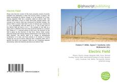 Bookcover of Electric Field