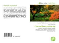 Capa do livro de Charitable organization