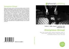Bookcover of Anonymous (Group)