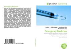 Bookcover of Emergency Medicine