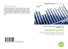 Buchcover von Hyperbolic growth