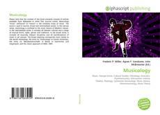 Musicology kitap kapağı