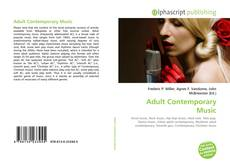 Copertina di Adult Contemporary Music