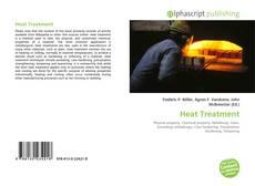 Heat Treatment kitap kapağı