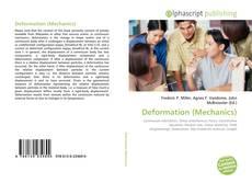 Deformation (Mechanics) kitap kapağı