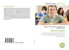Copertina di Banach Space