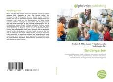Обложка Kindergarten