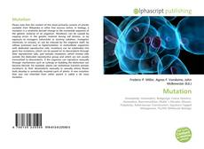 Bookcover of Mutation