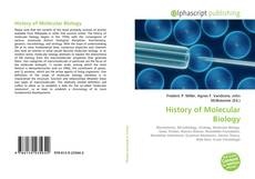Обложка History of Molecular Biology