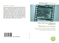 Bookcover of Monsters vs. Aliens