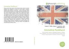 Couverture de Emmeline Pankhurst