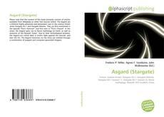 Asgard (Stargate) kitap kapağı