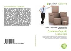 Buchcover von Container-Deposit Legislation