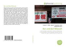 Bookcover of Bar and Bat Mitzvah