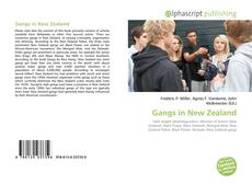 Gangs in New Zealand的封面
