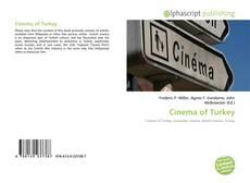 Bookcover of Cinema of Turkey