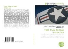 Обложка 1968 Thule Air Base B-52 Crash
