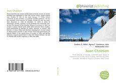 Couverture de Jean Chrétien