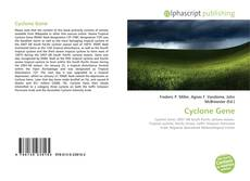 Bookcover of Cyclone Gene