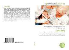 Bookcover of Dentistry