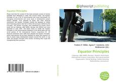 Обложка Equator Principles