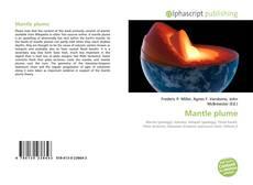 Buchcover von Mantle plume