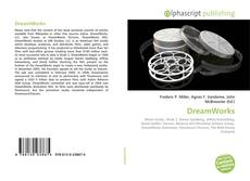 Bookcover of DreamWorks