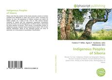 Bookcover of Indigenous Peoples of Siberia