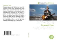 Bookcover of Hardcore Punk