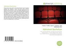 Abhishek Bachchan的封面