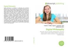 Couverture de Digital Philosophy