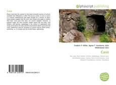 Portada del libro de Cave
