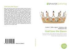 Bookcover of God Save the Queen