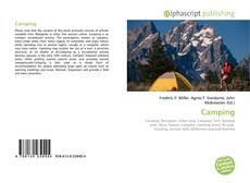 Bookcover of Camping
